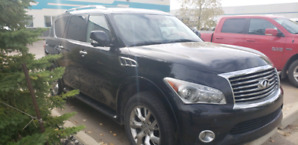 2012 Infinity QX56 fully loaded