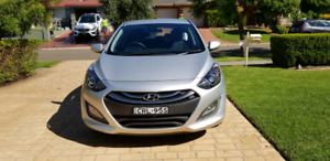 2013 Hyundai i30 - low km - manual - price reduced