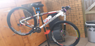 Cannondale F29 SL lefty mountain bik