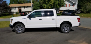 2015 F150 XLT Short Bed Supercrew