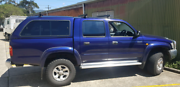 2004 hilux twin cab 4wd Warilla Shellharbour Area Preview