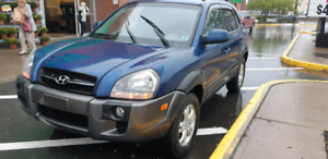 2009 Hyundai Tucson. NEW MVI, BRAND NEW TIRES, LOW KMS, CLEAN