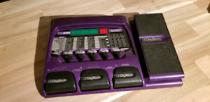 Digitech Vx400 vocal effect processor
