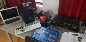 Korg electribe mx 1 synthesizer and sequencer
