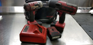 Snap on Cordless impact