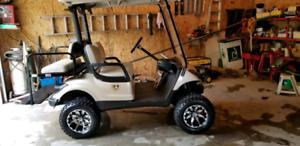 car de golf