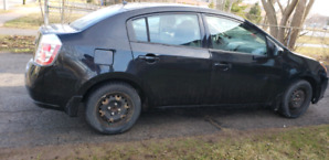 Nissan Sentra   as is 2008 with 147000 km