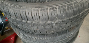 Mazda tire 195  60 R15  with rim  all seasons   for sale
