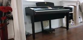 CVP405 Rosewood Yamaha Clavinova Electric Piano