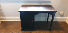 Antique Mahogany Office Desk