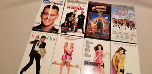 VHS Comedies