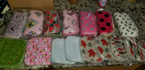 New wipes, t.p, family cloth, tissues (reusable)