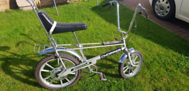 Raleigh Chopper SE....holy grail of Choppers