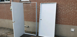 Prehung Insulated Steel Doors