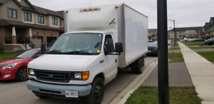 2006 Ford E-450  17' Cube Truck
