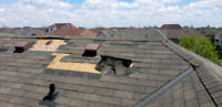 Roof repairs, installations, missing shinglez