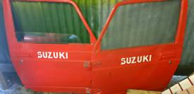 Suzuki SJ Panels