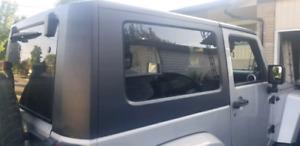 Excellent shape Jeep JK 2 door Hardtop