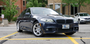 2013 Bmw 528 x-drive with M package