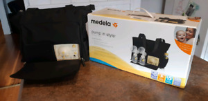 Medela double electric breast pump