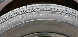 VW Golf MK4 unused spare wheel