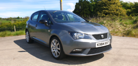 2014 SEAT IBIZA 1.2 S A/C MOTED TO OCTOBER POSSIBLE PART EXCHANGE