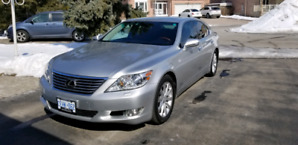 LEXUS  LS460  2010 SHOWROOM  CONDITION  $ 21,750