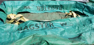 Two WM bagster bags half price