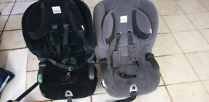 Safe & Sound Booster Car seats 4-7yrs