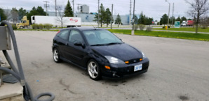 2002 Ford Focus SVT *Rare low km