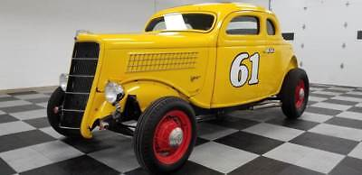 1935 Other -- 1935 Ford Super Deluxe