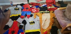 Last Minute costumes!