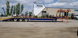 2012 ledwell 53 ft Trailer hydra tail