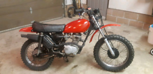 1979 Honda xl75 for sale