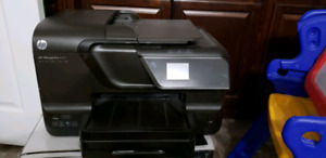 HP All in 1, Printer Scanner Copier & Fax