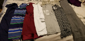 Maternity clothes lot for sale