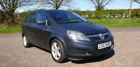 24/7 Trade Sales Ni Trade Prices For The Public 2011 Vauxhall Zafira 1