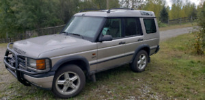 2001 Landrover Discovery II SE7 for Sale