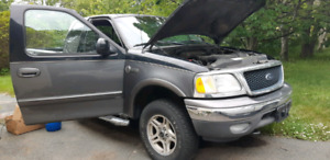 Parting out rare 2003 ford F150 Heritage anniversary Edition
