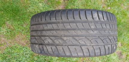 1 x18inch tyre 255/35/18 $20 cheap Tootgarook Mornington Peninsula Preview