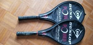 Dunlop Tennis Racquets