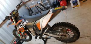 KTM EXC450