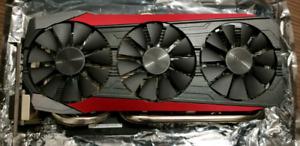 Asus Radeon R9 390x Strix OC Edition GPU