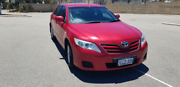 Toyota camry Altise 2011 low kms $10,500 negotiable Mindarie Wanneroo Area Preview