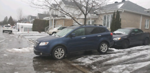 Subaru tribeca AWD Sunroof 7 passengers