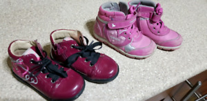 Geox Toddler Shoes Size 23 and 25
