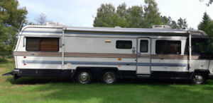 1988 Chev RV P30 83000 m Good Shape Need to Sell ASAP
