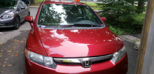 Honda Civic LX 2006 automatique
