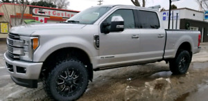 2017 ford f 350 platinum $59900 firm price