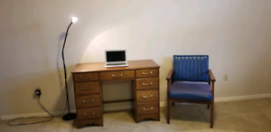 Work desk and chair for Sale